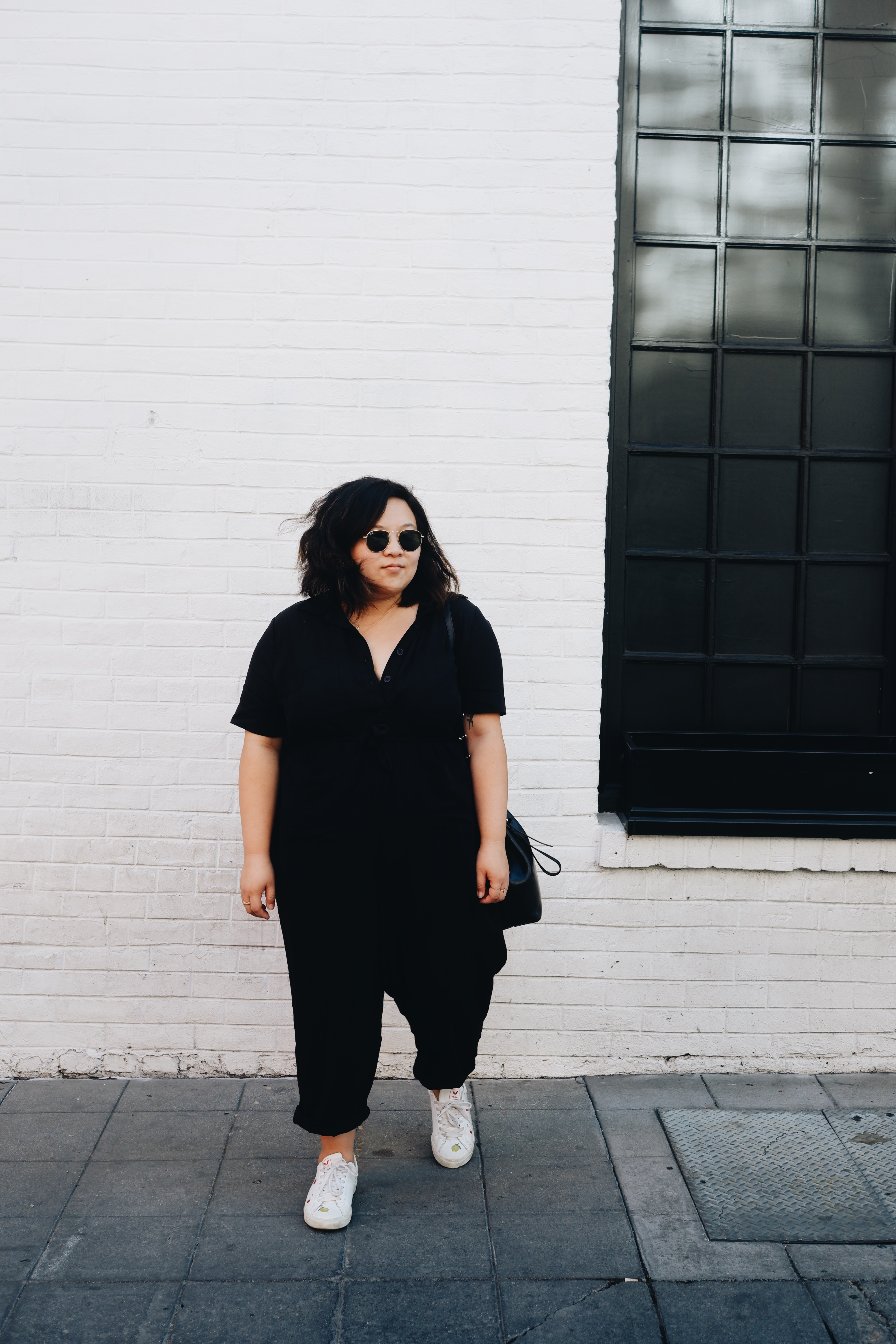 The Case For 5 Black Jumpsuits In A Capsule Wardrobe The Pleb Life